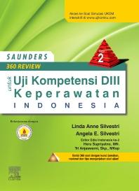 Saunders 360 Review untuk Uji Kompetensi DIII Keperawatan Indonesia - 2nd Edition - ISBN: 9789814666657