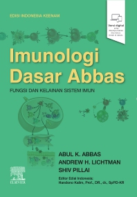 Immunologi Dasar Abbas - 6th Edition - ISBN: 9789814865227