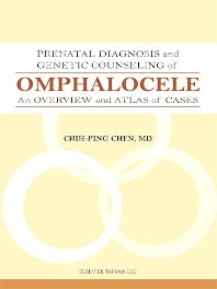 Cover image for Prenatal Diagnosis and Genetic Counseling of Omphalocele