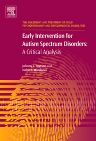 Early Intervention for Autism Spectrum Disorders, 1st Edition,Johnny Matson,Noha F. Minshawi,ISBN9780080446752