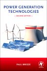Power Generation Technologies, 2nd Edition,Paul Breeze,ISBN9780080983301