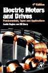 Electric Motors and Drives, 4th Edition,Austin Hughes,Bill Drury,ISBN9780080983325