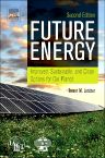 Future Energy, 2nd Edition,Trevor Letcher,ISBN9780080994246