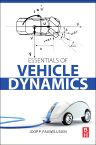 Essentials of Vehicle Dynamics, 1st Edition,Joop Pauwelussen,ISBN9780081000366