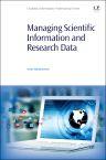 Managing Scientific Information and Research Data, 1st Edition,Svetla Baykoucheva,ISBN9780081001950