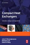 Compact Heat Exchangers, 2nd Edition,J.E. Hesselgreaves,Richard Law,David Reay,ISBN9780081003053
