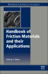 Handbook of Friction Materials and Their Applications, 1st Edition,Roberto Dante,ISBN9780081006191