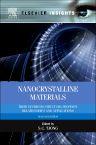 Nanocrystalline Materials, 2nd Edition,Sie-Chin Tjong,ISBN9780081015094