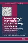 Gaseous Hydrogen Embrittlement of Materials in Energy Technologies, 1st Edition,Richard Gangloff,Brian Somerday,ISBN9780081016411