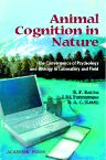 Animal Cognition in Nature, 1st Edition,Russell Balda,Irene Pepperberg,A. Kamil,ISBN9780120770304