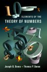 Elements of the Theory of Numbers, 1st Edition,Thomas Dence,Joseph Dence,ISBN9780122091308