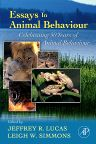 Essays in Animal Behaviour, 1st Edition,Jeffrey Lucas,Leigh Simmons,ISBN9780123694997
