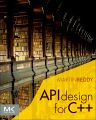 API Design for C++, 1st Edition,Martin Reddy,ISBN9780123850041