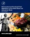 Nutraceutical and Functional Food Regulations in the United States and Around the World, 2nd Edition,Debasis Bagchi,ISBN9780124058705