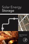 Solar Energy Storage, 1st Edition,Bent Sorensen,ISBN9780124095403