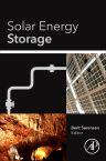 Solar Energy Storage, 1st Edition,Bent Sorensen,ISBN9780124095496