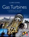 Gas Turbines, 2nd Edition,Claire Soares,ISBN9780124104853