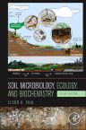 Soil Microbiology, Ecology and Biochemistry, 4th Edition,Eldor Paul,ISBN9780124159556
