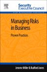 Managing Risks in Business, 1st Edition,Jerome Miller,Radford Jones,ISBN9780124165687