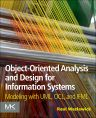 Object-Oriented Analysis and Design for Information Systems, 1st Edition,Raul Wazlawick,ISBN9780124186736