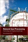 Natural Gas Processing, 1st Edition,Alireza Bahadori ,ISBN9780124202047