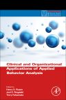 Clinical and Organizational Applications of Applied Behavior Analysis, 1st Edition,Henry Roane,Joel E. Ringdahl,Terry Falcomata,ISBN9780124202498