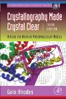 Crystallography Made Crystal Clear, 3rd Edition,Gale Rhodes,ISBN9780125870733