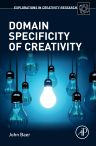 Domain Specificity of Creativity, 1st Edition,John Baer,ISBN9780127999623