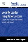 Security Leader Insights for Success, 1st Edition,ISBN9780128008447