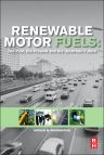 Renewable Motor Fuels, 1st Edition,Arthur Brownstein,ISBN9780128009703