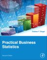 Practical Business Statistics, 7th Edition,Andrew Siegel,ISBN9780128042502