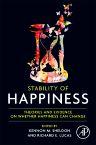 Stability of Happiness, 1st Edition,Kennon Sheldon,Richard E. Lucas,ISBN9780128102497