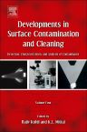 Developments in Surface Contamination and Cleaning, Volume 4, 1st Edition,Rajiv Kohli,Kashmiri L. Mittal,ISBN9780128103685