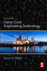 Clean Coal Engineering Technology, 2nd Edition,Bruce Miller,ISBN9780128113653