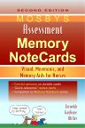 Mosby's Assessment Memory NoteCards, 2nd Edition,JoAnn Zerwekh,Tom Gaglione,ISBN9780323067454