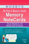 Mosby's OB/Peds & Women's Health Memory NoteCards, 1st Edition,JoAnn Zerwekh,Cathy Miller,ISBN9780323083515