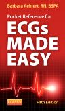 Pocket Reference for ECGs Made Easy - E-Book, 5th Edition,Barbara Aehlert,ISBN9780323089371