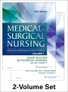 Medical-Surgical Nursing - 2-Volume Set, 10th Edition,Sharon Lewis,Linda Bucher,Margaret Heitkemper,Mariann Harding,Jeffrey Kwong,Dottie Roberts,ISBN9780323355933
