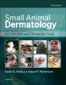 Small Animal Dermatology, 4th Edition,Keith Hnilica,Adam Patterson,ISBN9780323376518