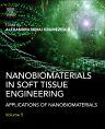 Nanobiomaterials in Soft Tissue Engineering, 1st Edition,ISBN9780323428651