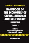 Handbook of the Economics of Giving, Altruism and Reciprocity, 1st Edition,Serge-Christophe Kolm,Jean Mercier Ythier,ISBN9780444506979