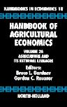 Handbook of Agricultural Economics, 1st Edition,Bruce L. Gardner,Gordon C. Rausser,ISBN9780444510808