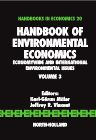 Handbook of Environmental Economics, 1st Edition,Karl-Goran Maler,ISBN9780444511461