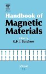 Handbook of Magnetic Materials, 1st Edition,K.H.J. Buschow,ISBN9780444514592