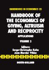 Handbook of the Economics of Giving, Altruism and Reciprocity, 1st Edition,Serge-Christophe Kolm,Jean Mercier Ythier,ISBN9780444521453
