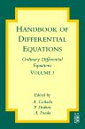 Handbook of Differential Equations: Ordinary Differential Equations, 1st Edition,A. Canada,P. Drabek,A. Fonda,ISBN9780444528490