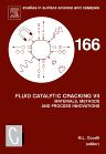 Fluid Catalytic Cracking VII:, 1st Edition,Mario Occelli,ISBN9780444530608