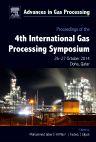 Proceedings of the 4th International Gas Processing Symposium, 1st Edition,Mohammed Jaber F Al Marri,Fadwa ElJack,ISBN9780444634719