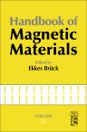 Handbook of Magnetic Materials, 1st Edition,Ekkes Brück,ISBN9780444638717