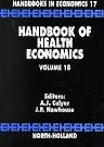 Handbook of Health Economics, 1st Edition,A J. Culyer,J.P. Newhouse,ISBN9780444822901